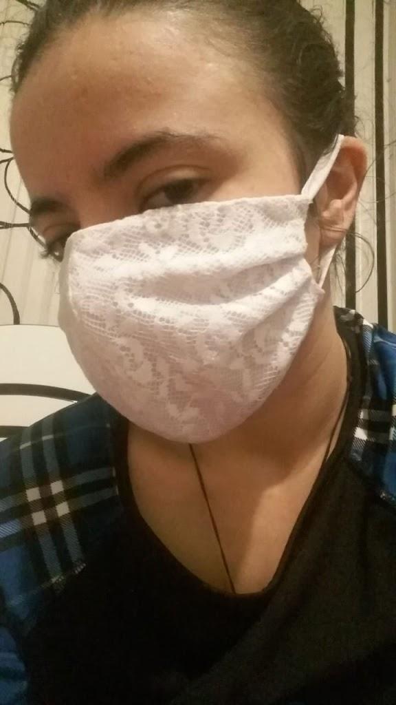 Máscara Anatômica