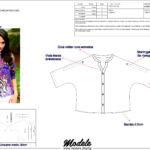 CM0017 - Camisa manga morcego - arquivo-ads-audaces