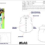 CM0018 - Camisa regata feminina - arquivo-ads-audaces